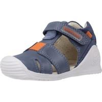Zapatos Niño Sandalias Biomecanics 202141 Azul