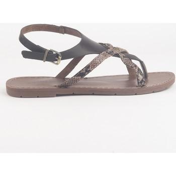 Zapatos Mujer Sandalias Chattawak Sandale  9-PATOU  CHOCO Marrón