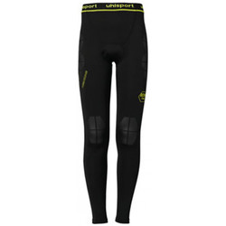 textil Leggings Uhlsport Bionikframe Res Longtight Black-Fluor yellow