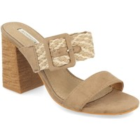 Zapatos Mujer Sandalias Buonarotti 1KA-0065 Kaki