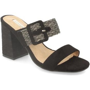 Zapatos Mujer Sandalias Buonarotti 1KA-0065 Negro