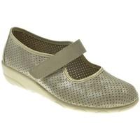 Zapatos Mujer Bailarinas-manoletinas Garzon 14000 Gris