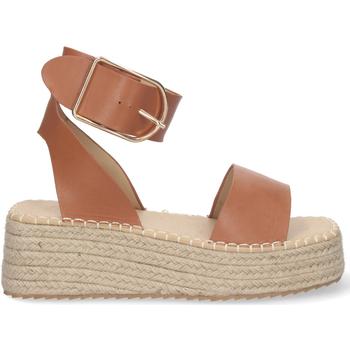 Zapatos Mujer Alpargatas Buonarotti 1EC-0138 Camel