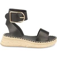 Zapatos Mujer Alpargatas Buonarotti 1EC-0138 Negro