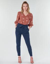 textil Mujer Pantalones con 5 bolsillos Vero Moda VMEVA Marino