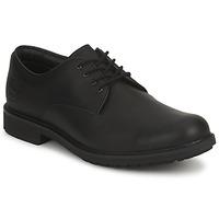 Zapatos Hombre Derbie Timberland EK STORMBUCK PLAIN TOE OXFORD Negro