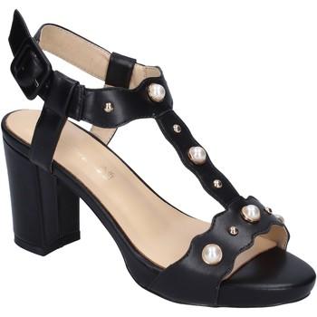 Zapatos Mujer Sandalias Brigitte BN472 Negro