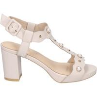 Zapatos Mujer Sandalias Brigitte BN473 Beige