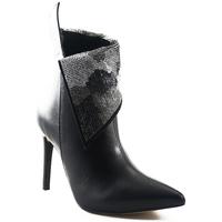 Zapatos Mujer Botines Parodi Passion 73/8159/01 Negro
