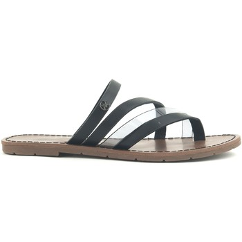 Zapatos Mujer Sandalias Chattawak Mule  9-ROXANNE Noir Negro