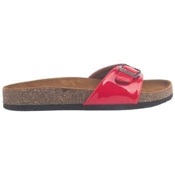 Zapatos Mujer Zuecos (Mules) Chattawak Mule  9-OPALINE Rouge Vernis Rojo