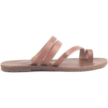 Zapatos Mujer Sandalias Chattawak Tong  9-MISHA Rose Rosa