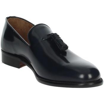 Zapatos Hombre Mocasín Gino Tagli 603C-O Azul