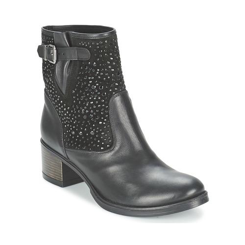 Zapatos de mujer baratos zapatos de mujer Zapatos especiales Meline NERCRO Negro