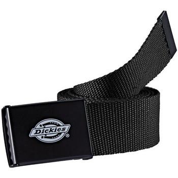 Accesorios textil Hombre Cinturones Dickies Orcutt  webbing belt Negro