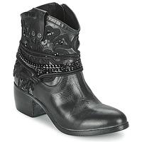 Zapatos Mujer Botas de caña baja Mimmu KAL Negro