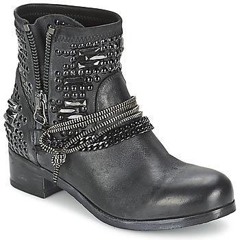 Zapatos Mujer Botas de caña baja Mimmu LIL Negro