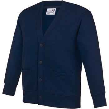 textil Niños Chaquetas de punto Awdis  Azul marino