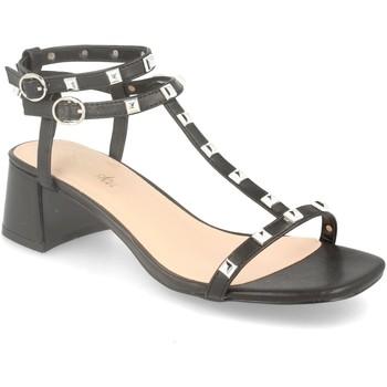 Zapatos Mujer Sandalias Prisska Y5660 Negro