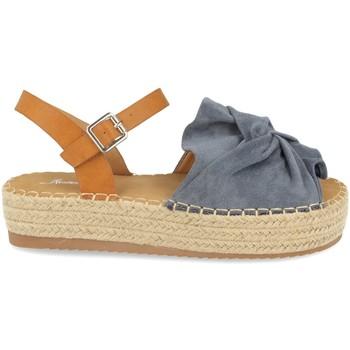 Zapatos Mujer Sandalias Festissimo YT5550 Azul