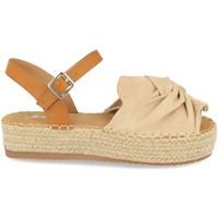 Zapatos Mujer Sandalias Festissimo YT5550 Beige