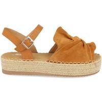 Zapatos Mujer Sandalias Festissimo YT5550 Camel
