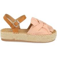 Zapatos Mujer Sandalias Festissimo YT5550 Rosa
