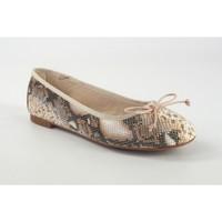 Zapatos Mujer Bailarinas-manoletinas Maria Jaen Zapato señora  62 serpiente Multicolor
