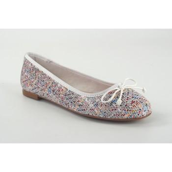 Zapatos Mujer Bailarinas-manoletinas Maria Jaen Zapato señora  62 blanco Blanco