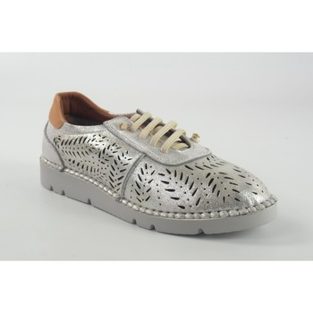 Zapatos Mujer Derbie Relax 4 You 242 plata