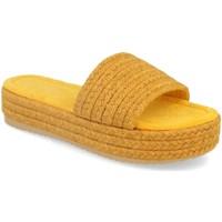 Zapatos Mujer Sandalias Prisska HY-82 Amarillo