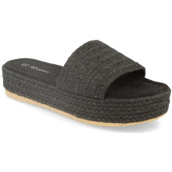 Zapatos Mujer Sandalias Prisska HY-82 Negro