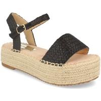 Zapatos Mujer Sandalias Prisska JSZ1012 Negro