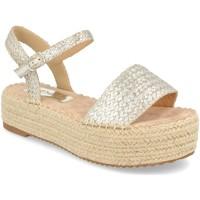 Zapatos Mujer Sandalias Prisska JSZ1012 Plata
