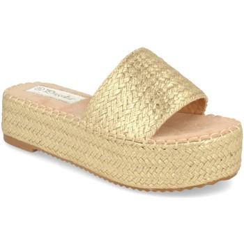 Zapatos Mujer Sandalias Prisska JSZ1015 Oro
