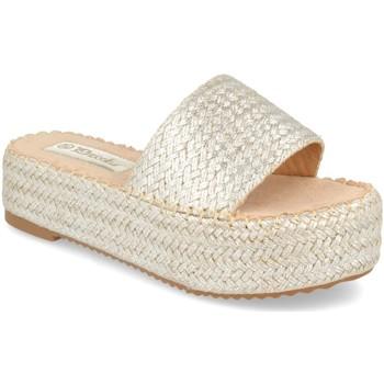 Zapatos Mujer Sandalias Prisska JSZ1015 Plata