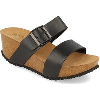 Zapatos Mujer Zuecos (Mules) Silvian Heach M-08 Negro