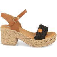 Zapatos Mujer Sandalias H&d YZ19-62 Negro