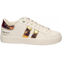 Zapatos Mujer Zapatillas bajas Womsh KINGSTON white-lux