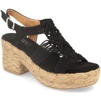 Zapatos Mujer Sandalias H&d YZ19-117 Negro