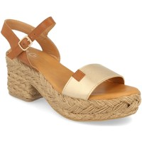 Zapatos Mujer Sandalias H&d YZ19-63A Oro