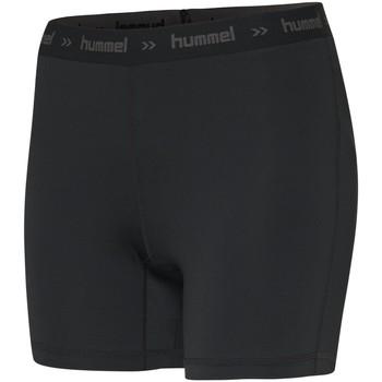 textil Mujer Shorts / Bermudas Hummel Short femme  Perofmance Hipster noir