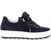 Zapatos Mujer Zapatillas bajas Gabor 46.535/46T35-2.5 Azul