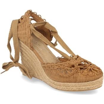 Zapatos Mujer Sandalias H&d YZ19-53 Camel