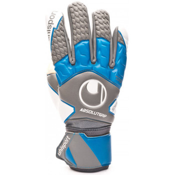 Accesorios textil Guantes Uhlsport Absolutgrip Tight HN Niño Anthracite-Cyan-White