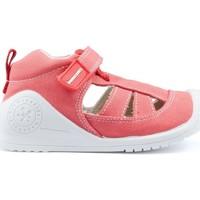 Zapatos Niños Sandalias Biomecanics S  BEBÉ AZAI ROJO
