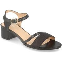 Zapatos Mujer Sandalias Prisska ZYT8250 Negro