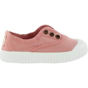 Zapatos Niños Zapatillas bajas Victoria 106627 Beige