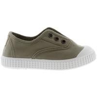 Zapatos Niños Zapatillas bajas Victoria 106627 Verde