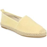 Zapatos Mujer Alpargatas Milaya 3R16 Amarillo